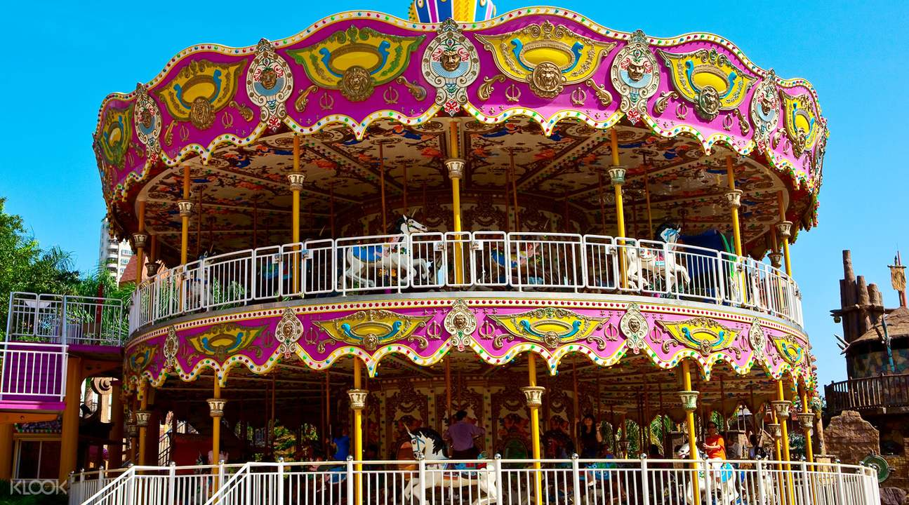 shenzhen happy valley amusement park