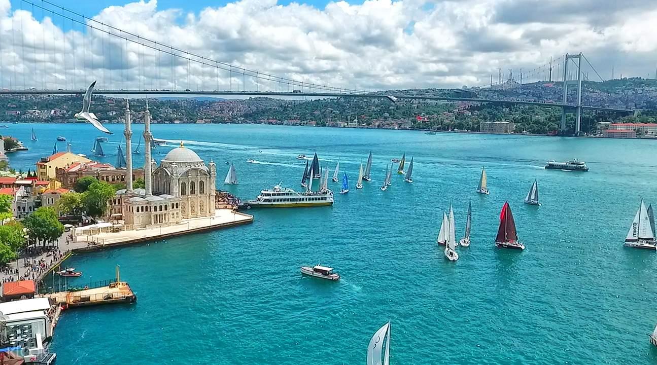 Bosporus cruise istanbul