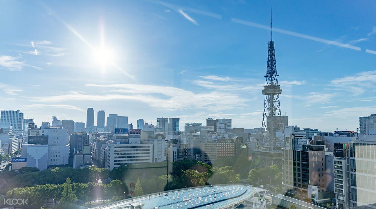 nagoya cityscape
