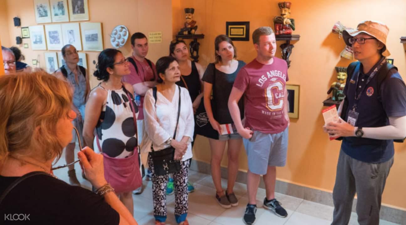 little india singapore walking tour