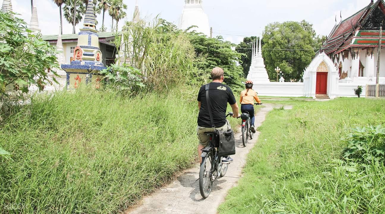 Ayutthaya biking tours