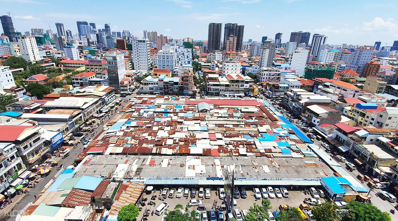 landscape of russian market