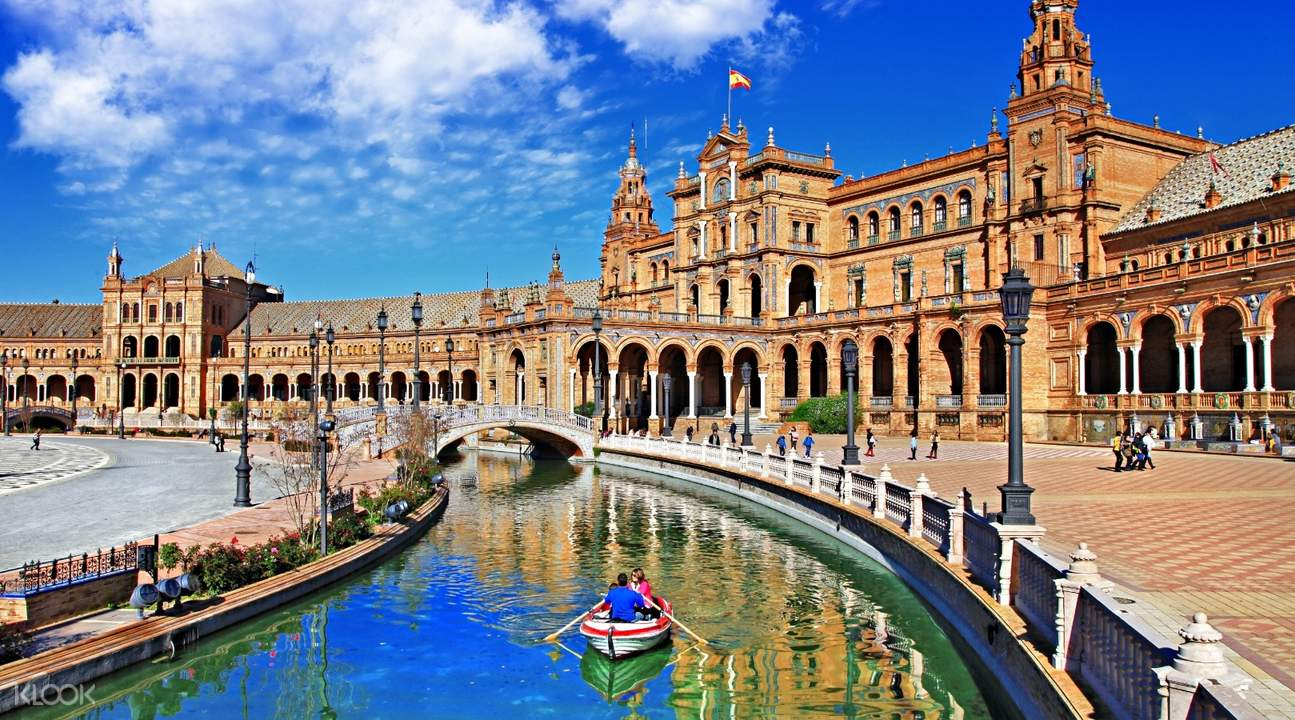 seville by the river