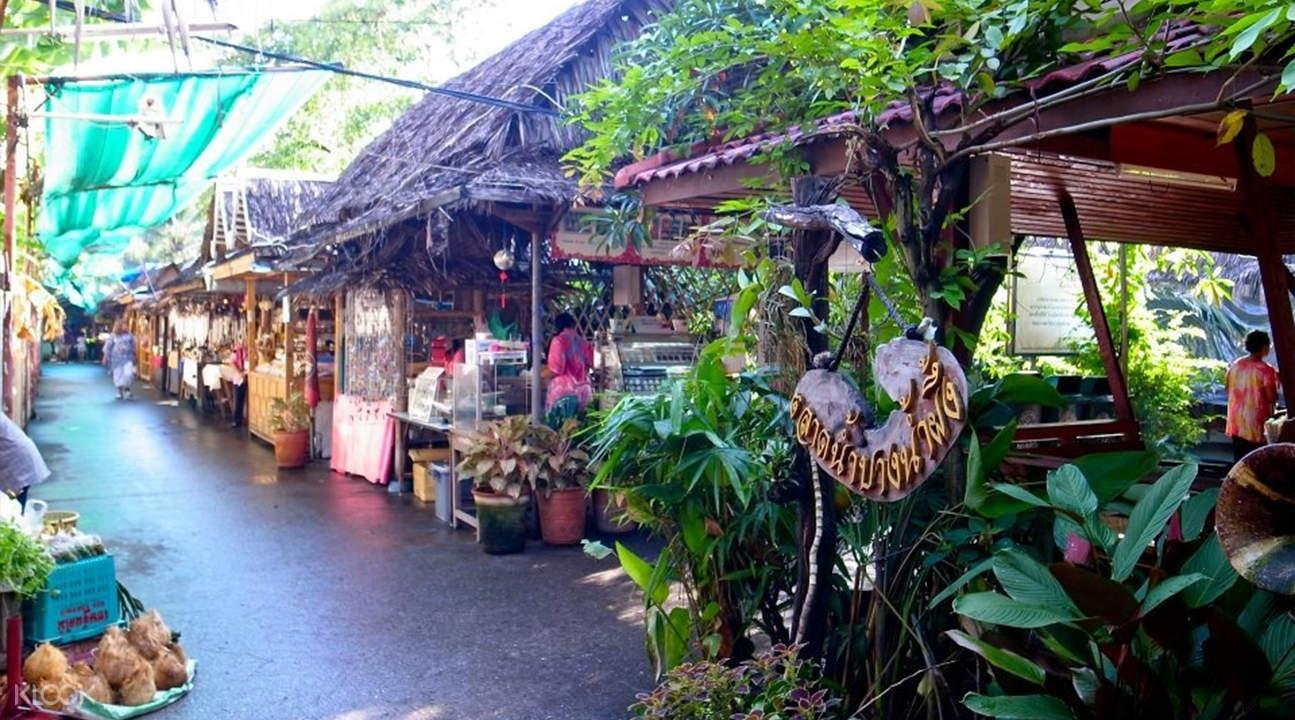 market in bang kachao