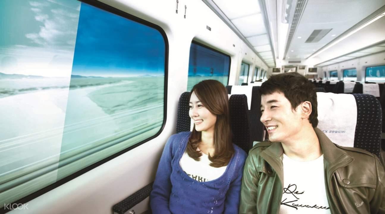 incheon airport train