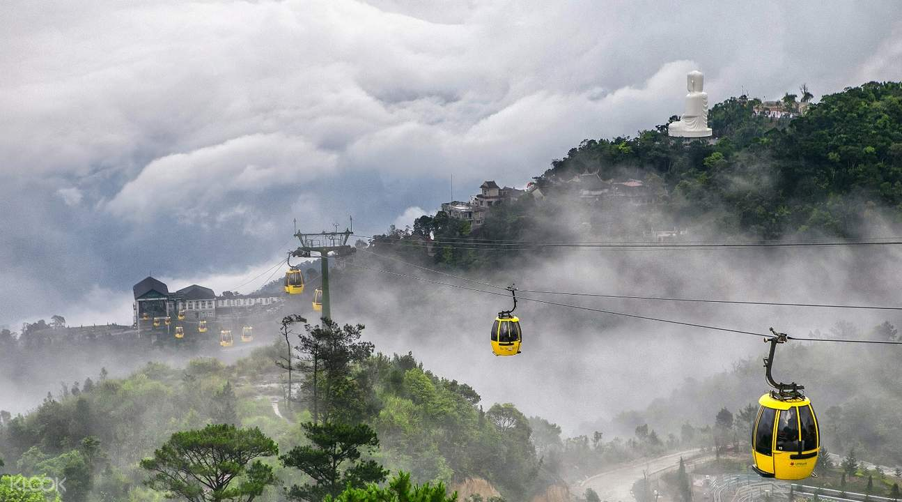 vong nguyet hill day tour