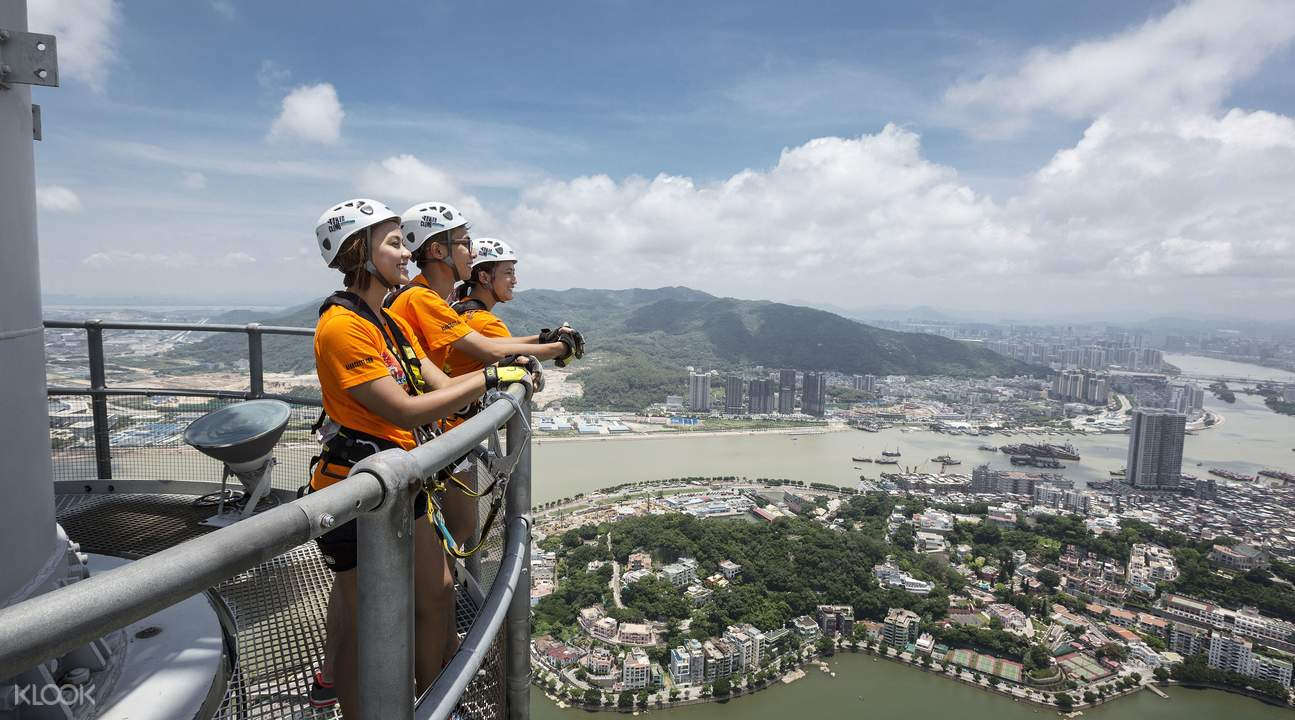 macau tower experience