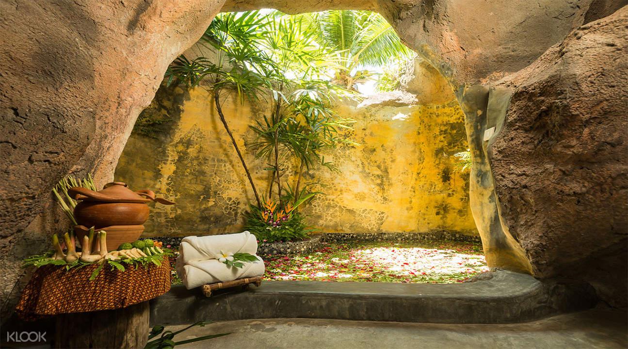 Cave Rai Ra Spa koh samui thailand