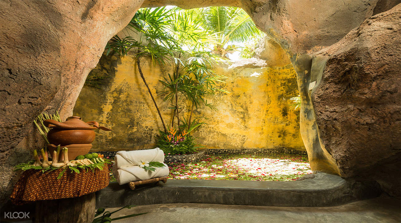 Cave Rai Ra Spa di koh samui thailand