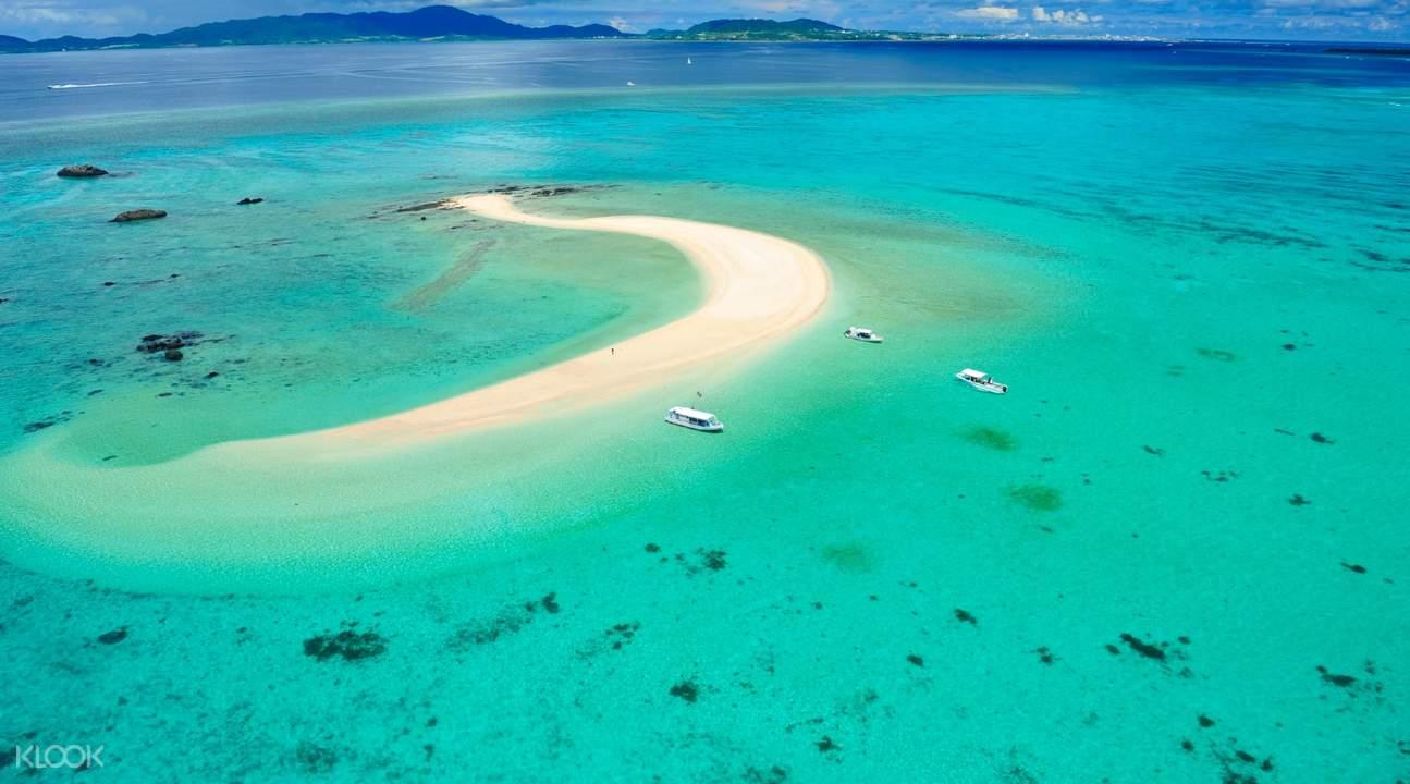 Hamajima Island from above