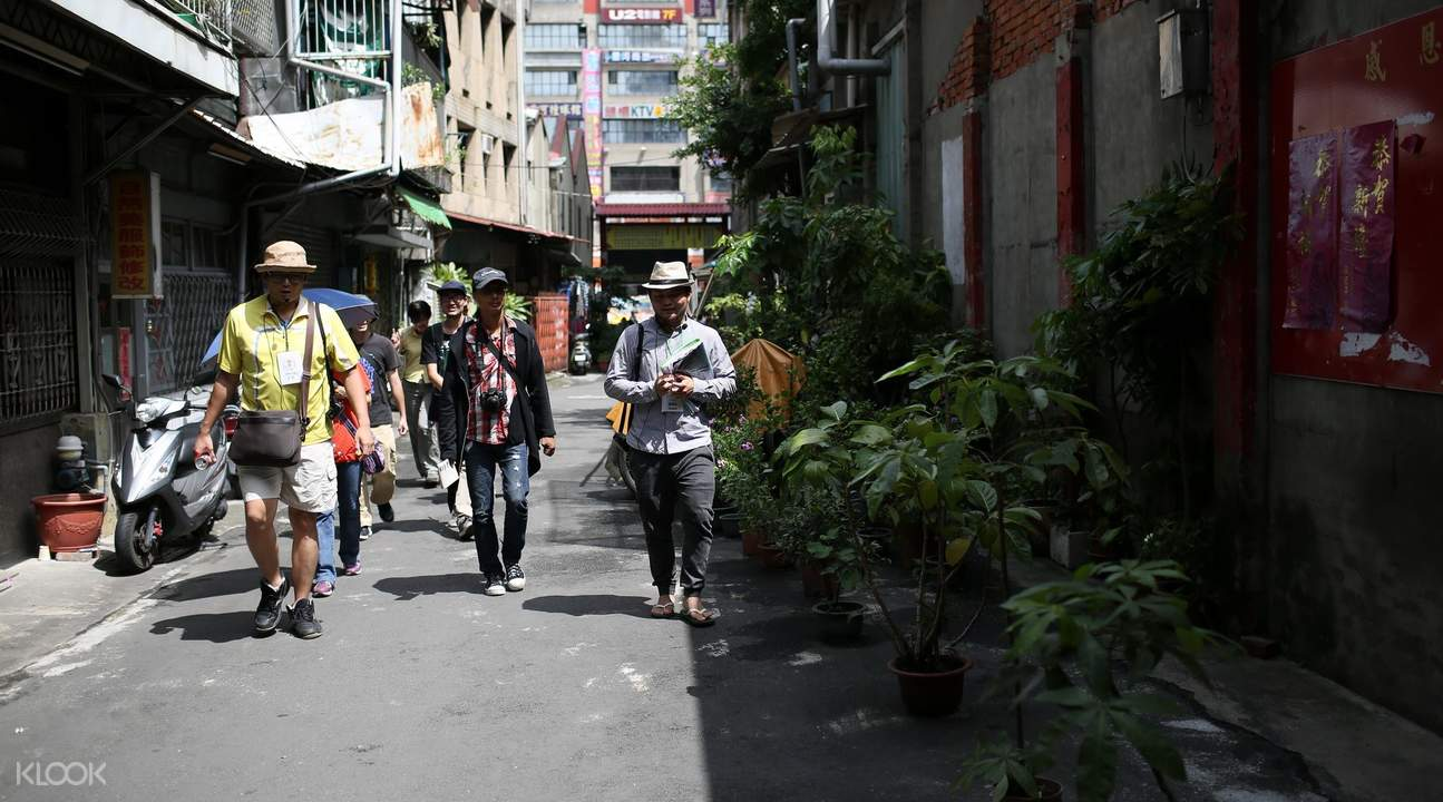 Wisata Sejarah Pusat Kota Taichung dengan Pengalaman Membuat Sendiri Sun Cake