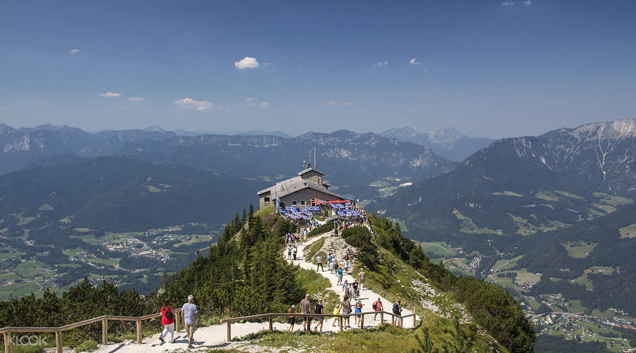 Eagle's Nest and Obersalzberg Day Trip from Munich