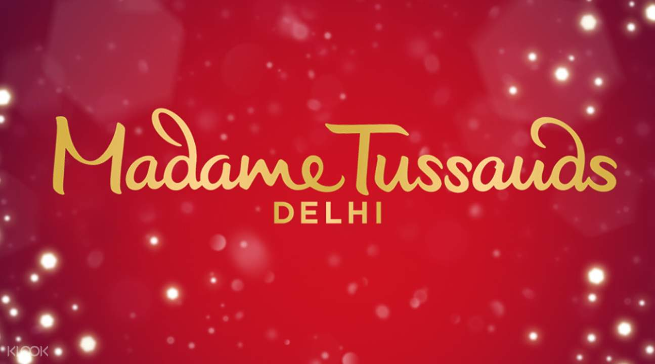 set in madame tussauds delhi