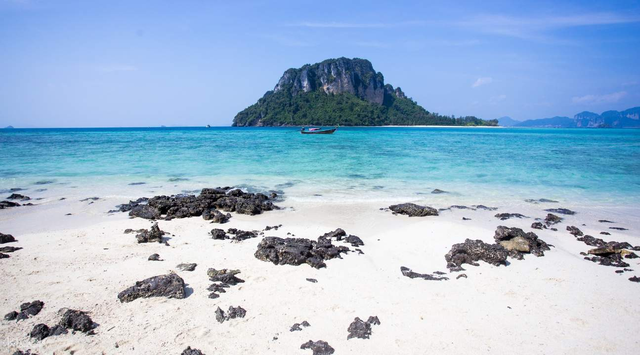 ทัวร์เกาะในจังหวัดกระบี่