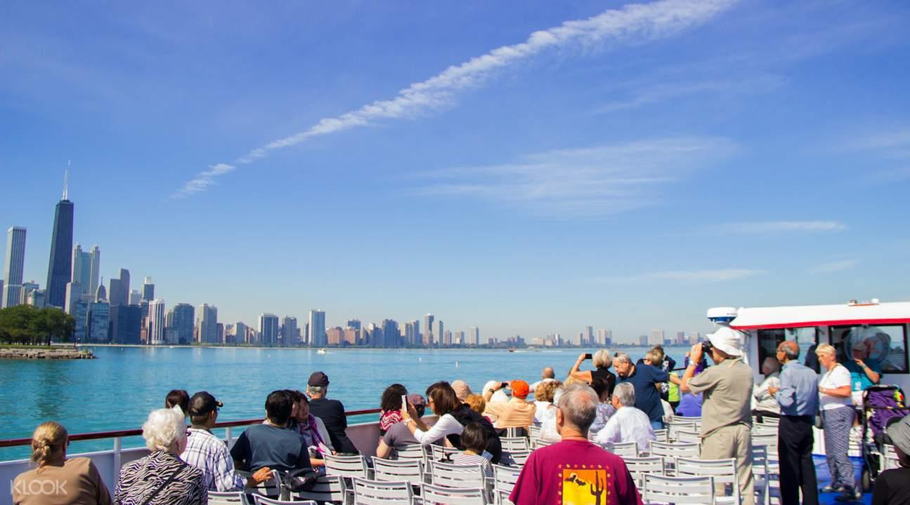 chicago sightseeing cruise