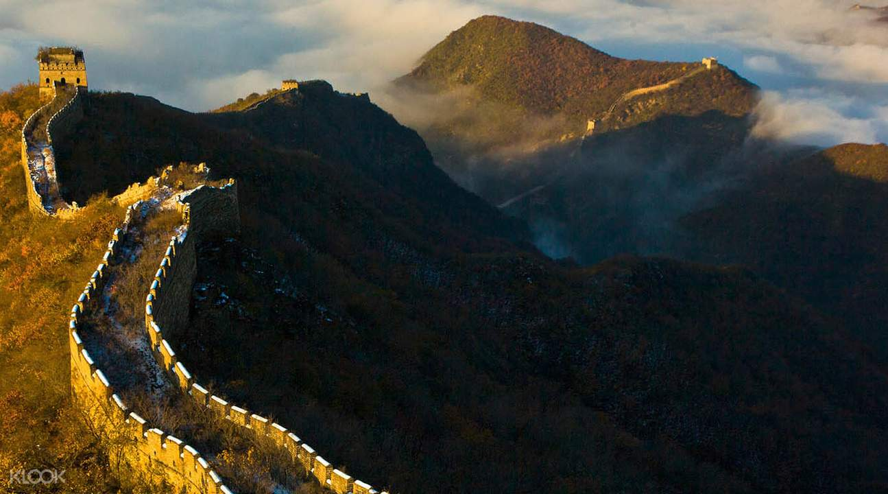 Mutianyu Great Wall entrance Ticket