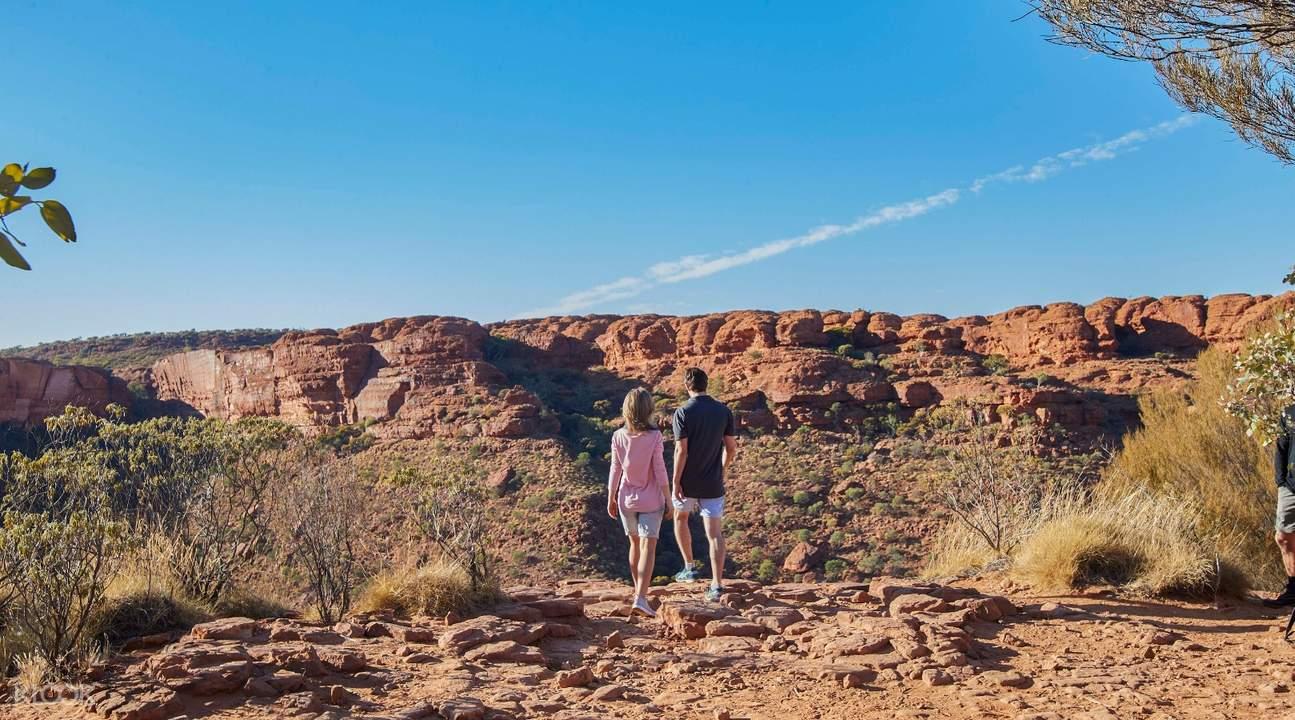 kings canyon outback panoramas