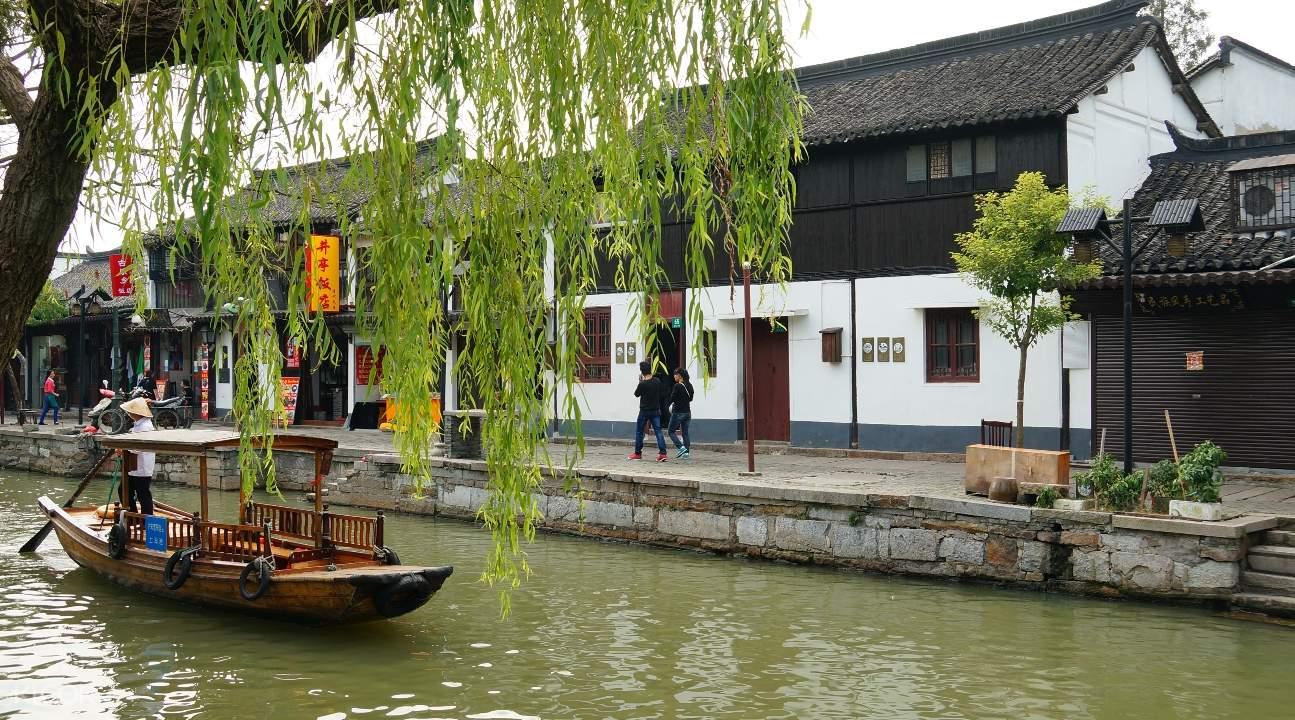 zhujiajiao watertown day tour, zhujiajiao watertown from shanghai, zhujiajiao watertown cycling tour from shanghai, zhujiajiao from shanghai by bike