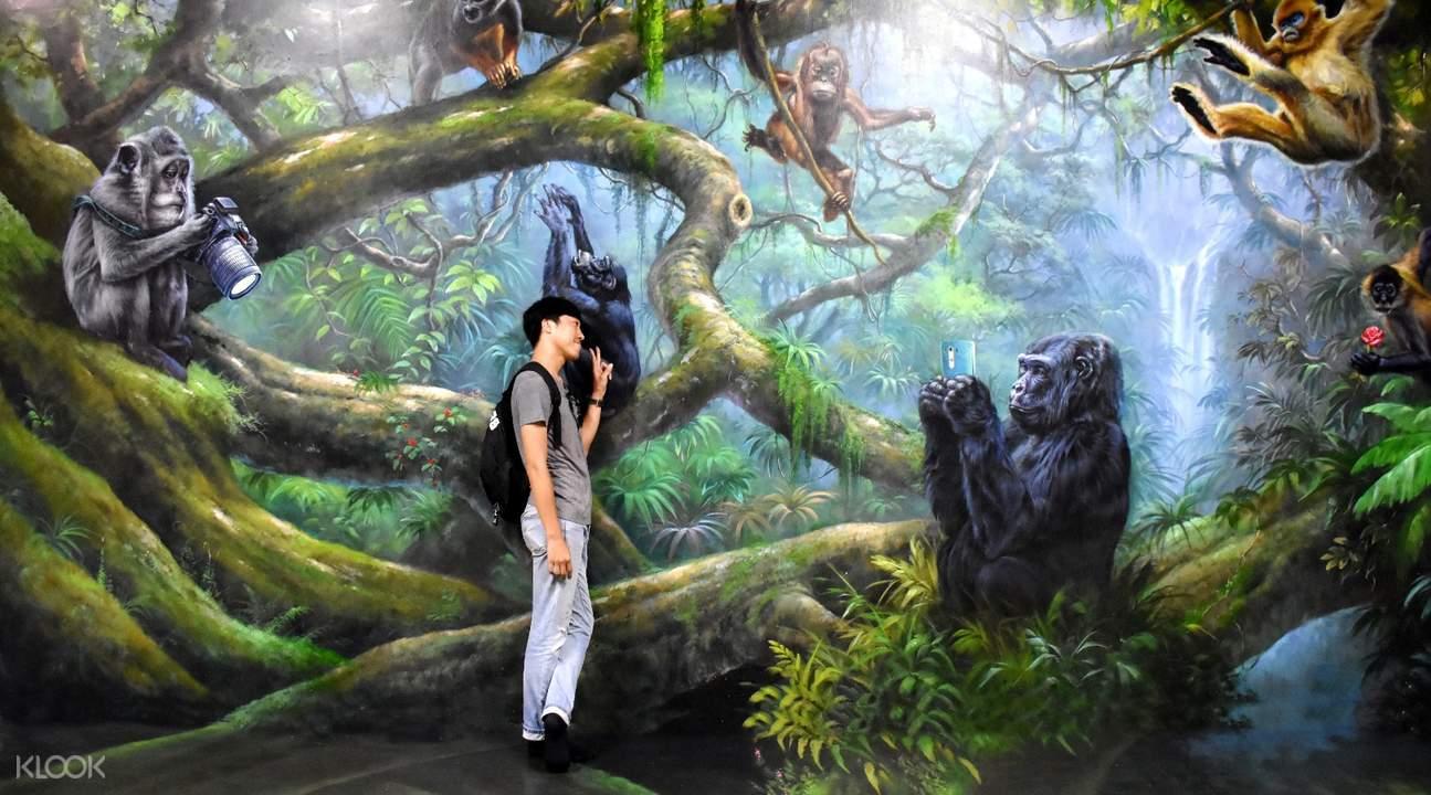 峴港天堂藝術3D博物館