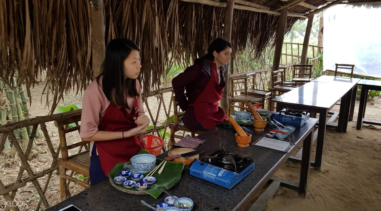 grandmas vietnamese home cooking class