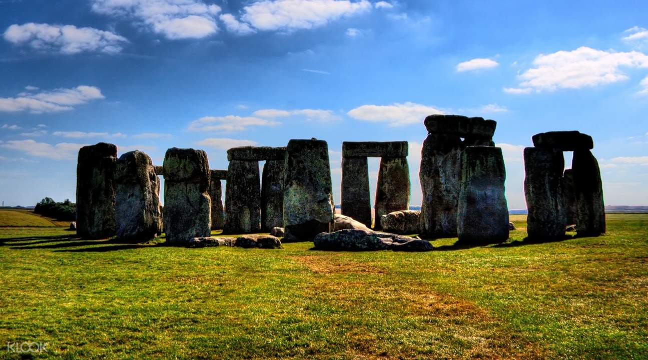 stonehenge admission ticket