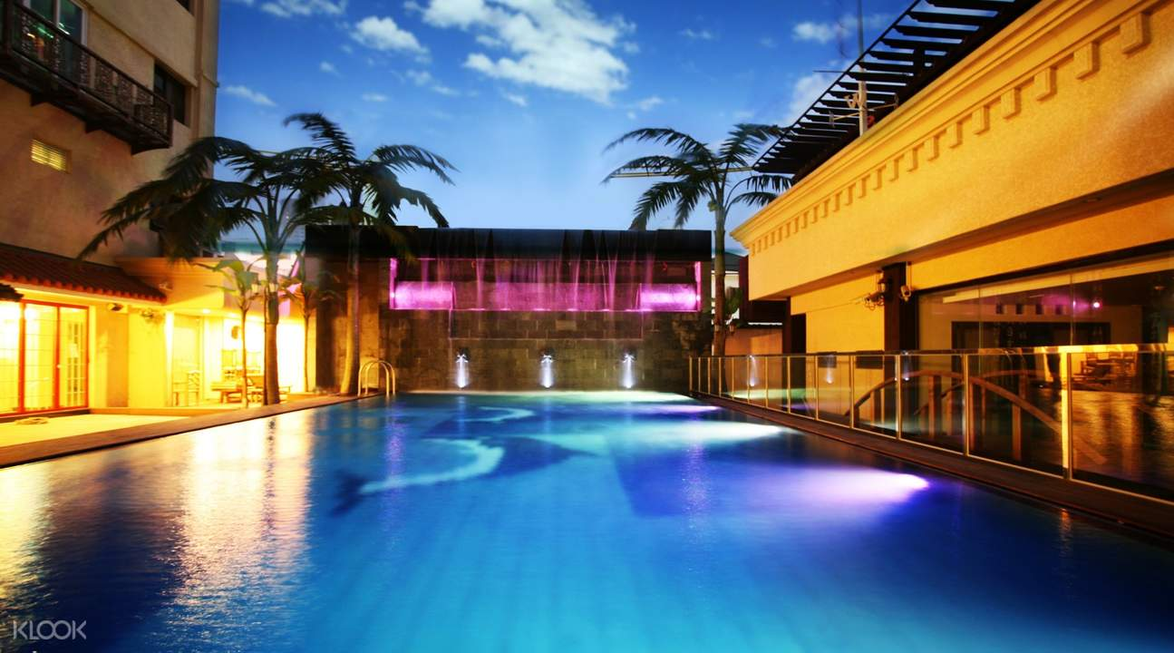 dragon hill spa outdoor pool
