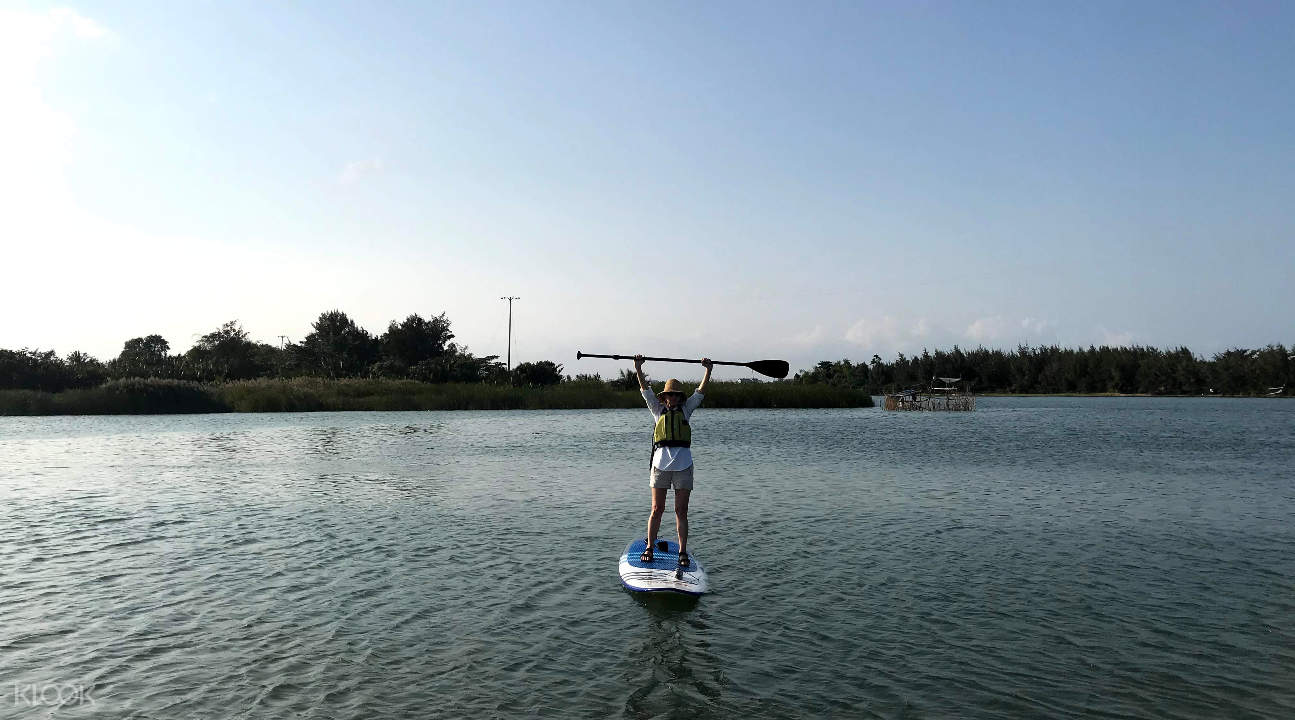 Stand Up Paddle Boarding Experience in Hoi An, Vietnam