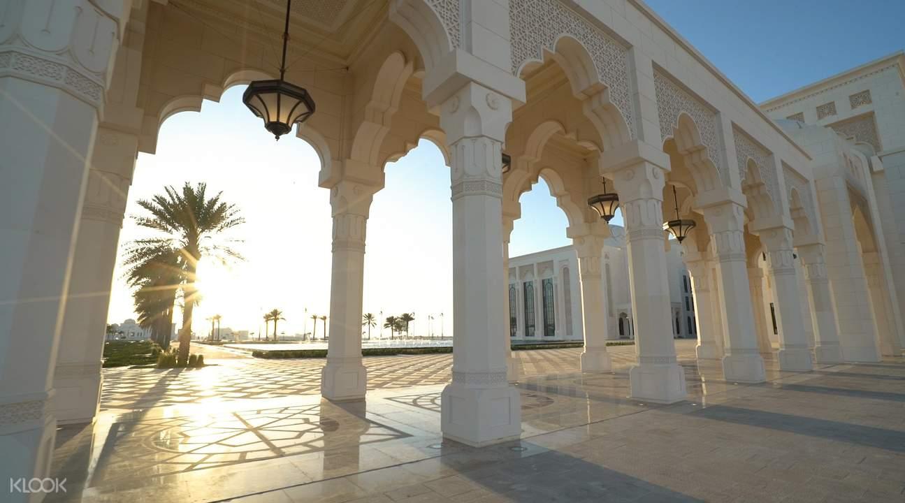 gardens of qasr al watan