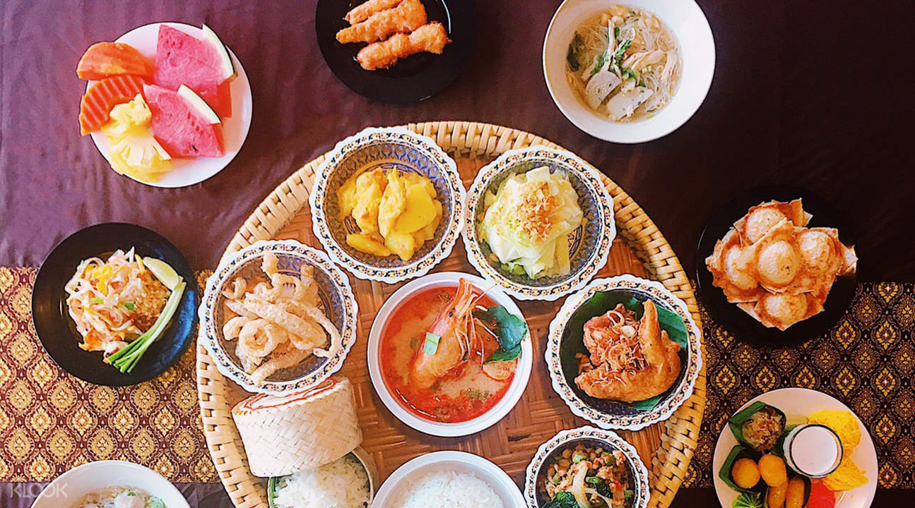 kantoke rimnam set meal