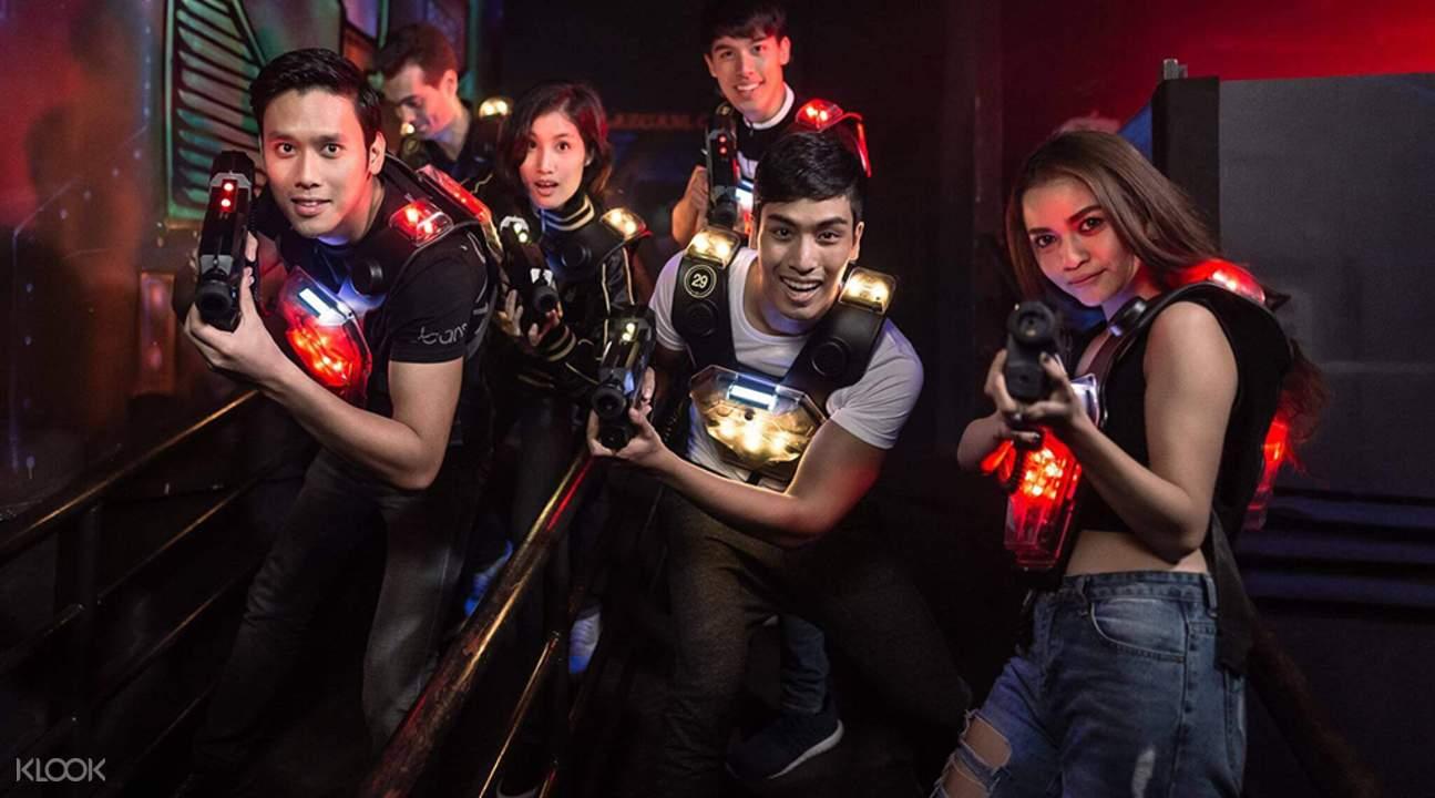 lazgam laser game