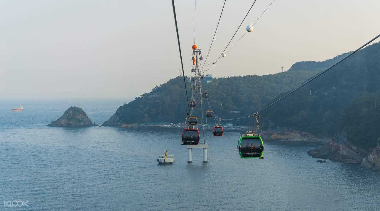 busan air cruise in South Korea
