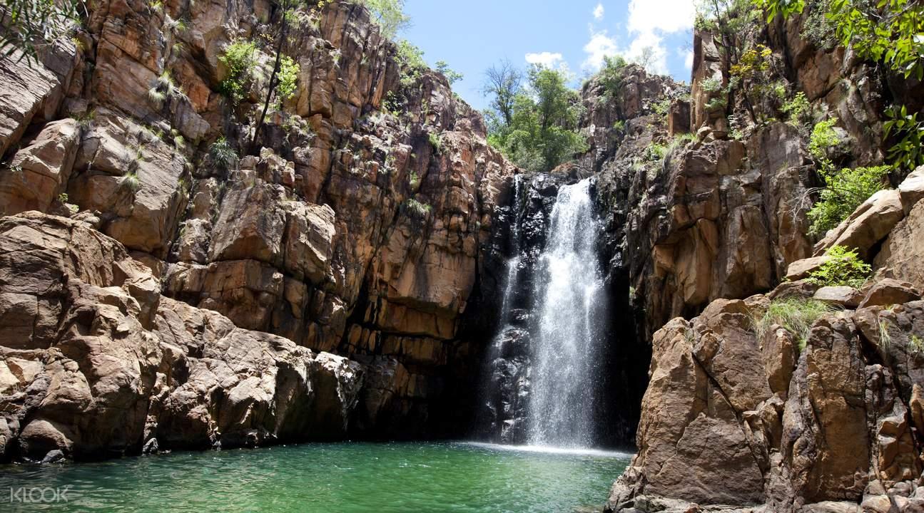katherine gorge cruise and edith falls