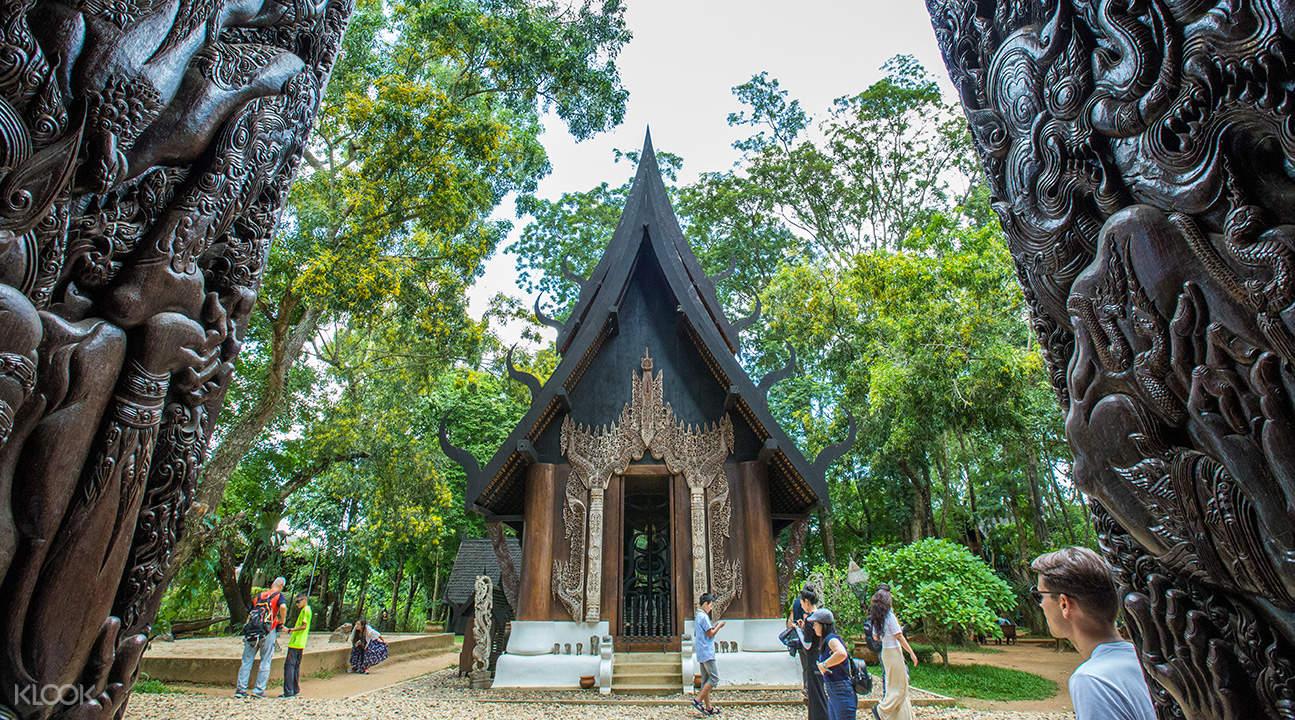 the black house thawan duchanee chiang rai full day private tour