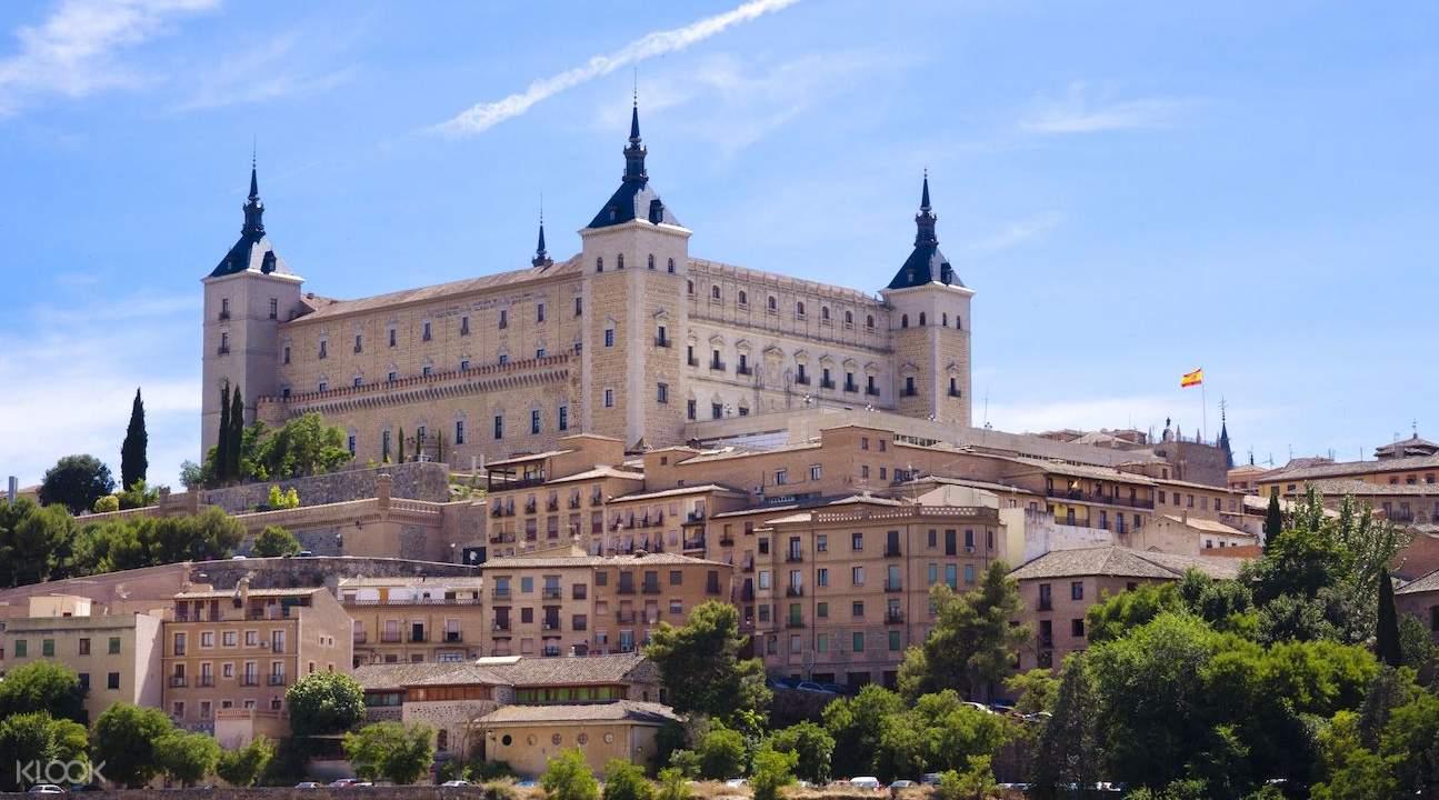toledo tour from madrid, segovia tour from madrid, toledo and segovia day tour from madrid, toledo segovia day tour