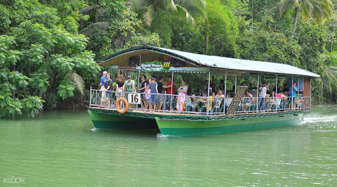 bohol tour ferry