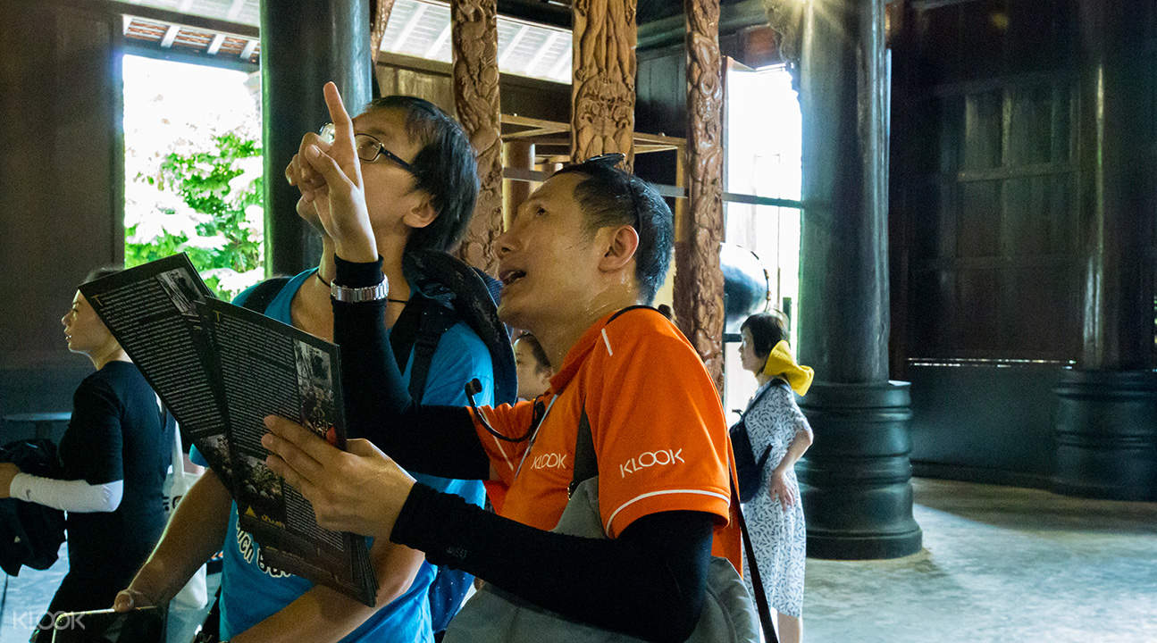 the black house thawan duchanee chiang rai half day private tour