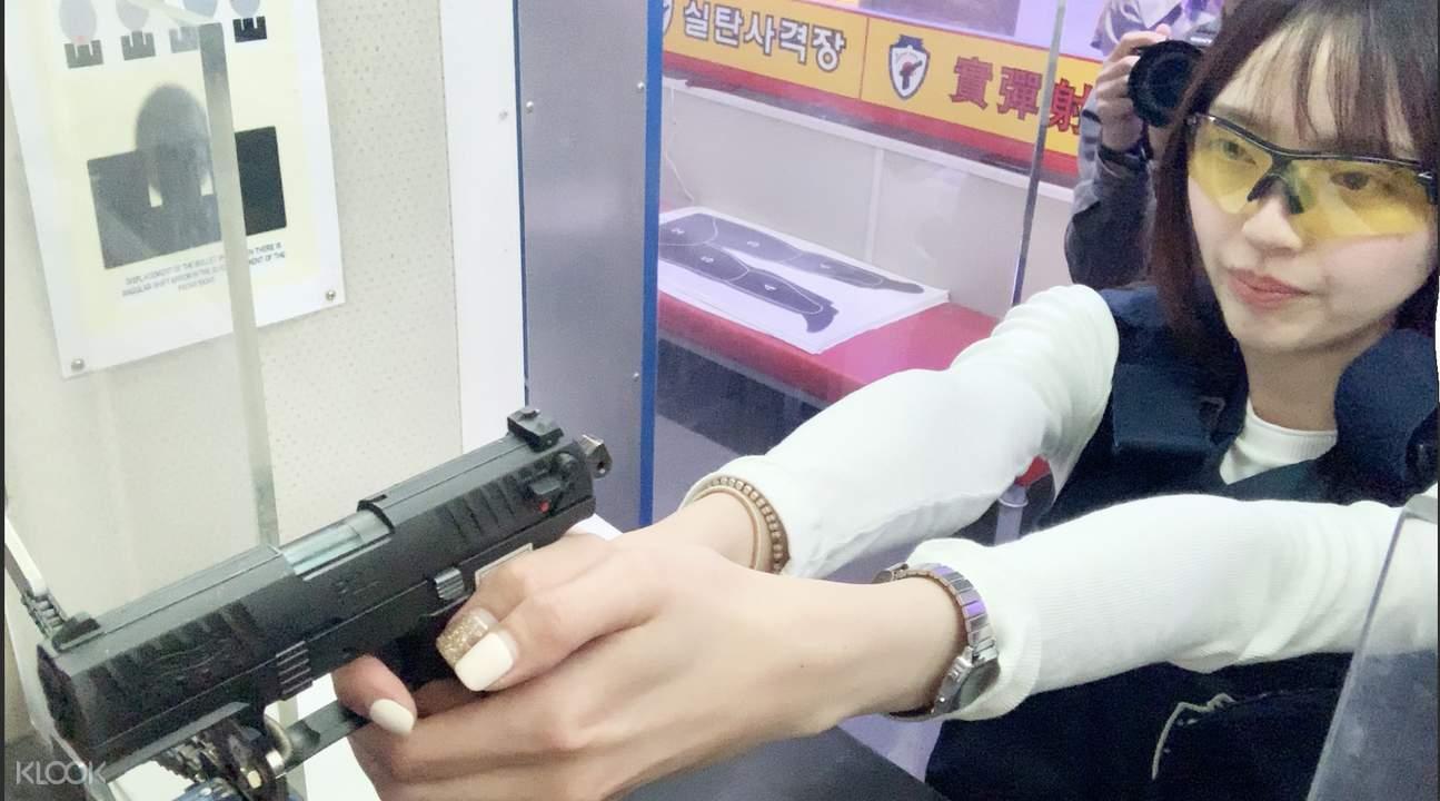 Namdaemun shooting