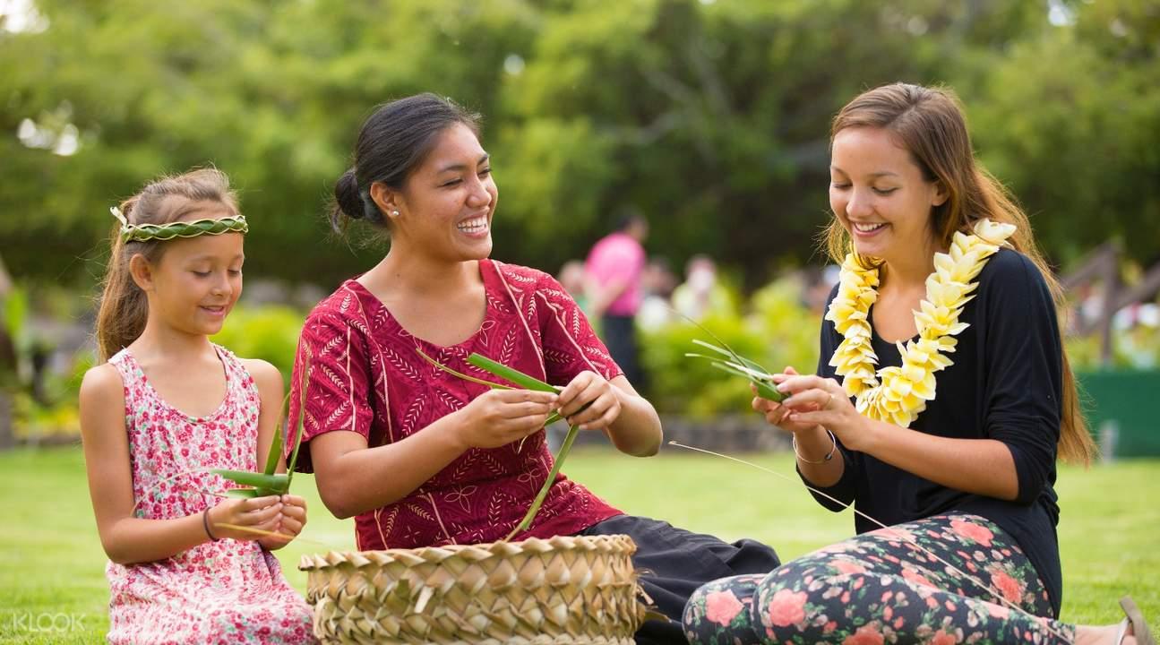 Hawaii Polynesian Cultural Center Day Tour