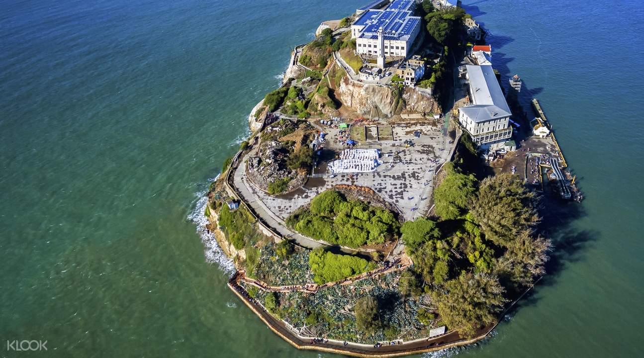 Alcatraz Island history