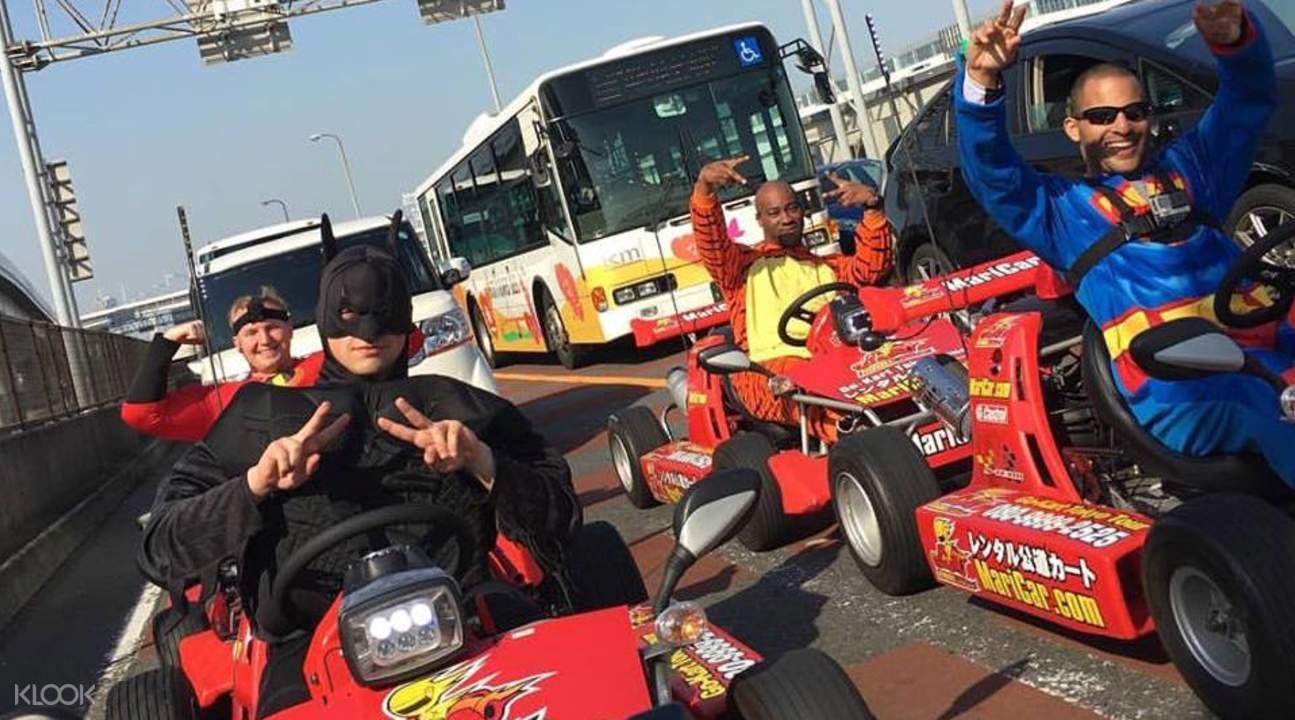 Street Go Karting Experience in Okinawa