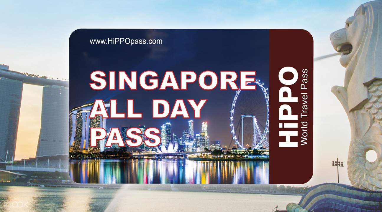 singapore all day pass