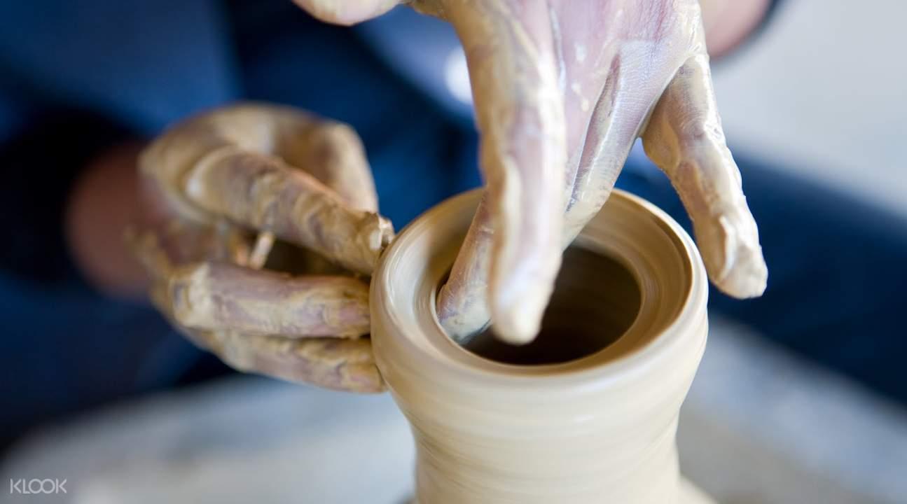 pembuatan tembikar