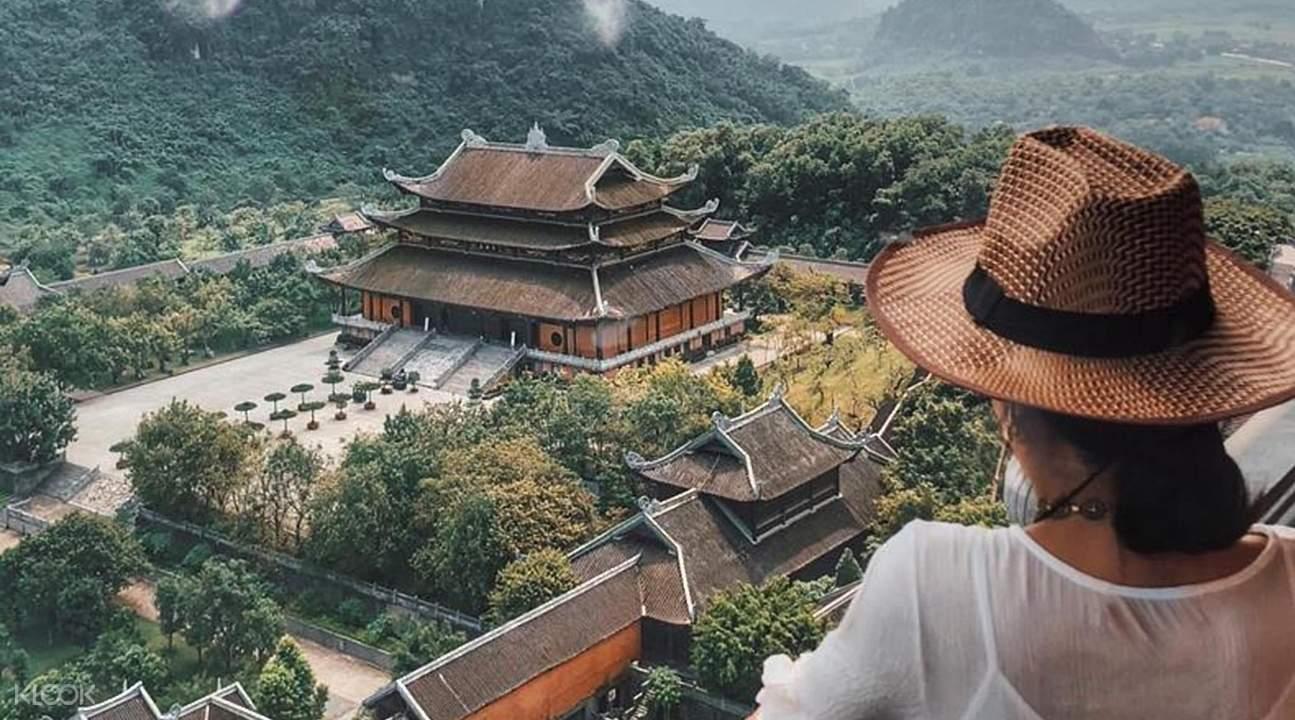 Trang An travel