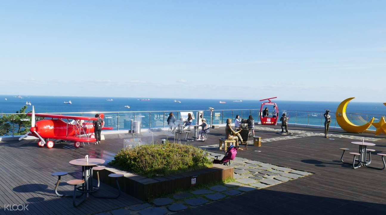 busan air cruise station