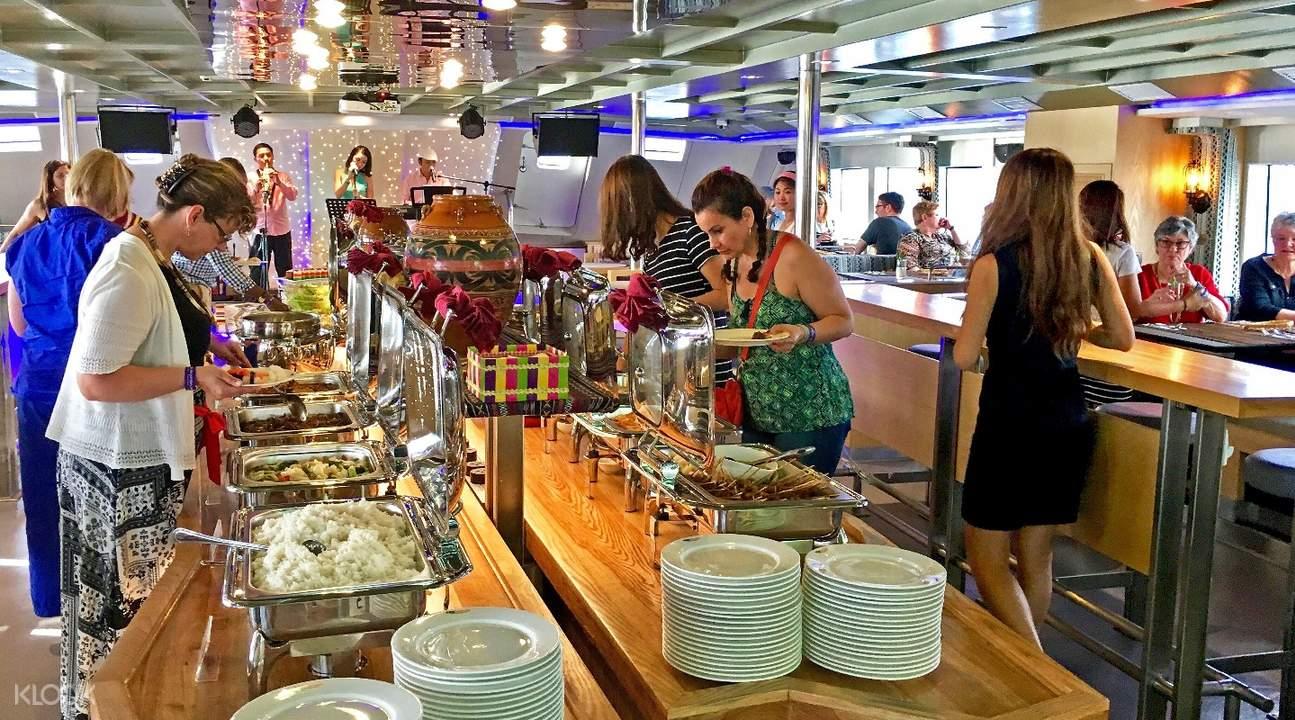 international buffet cruise