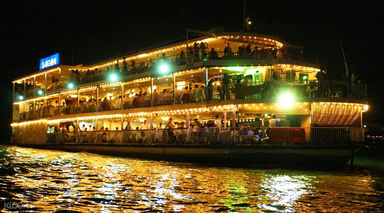 evening dinner cruise