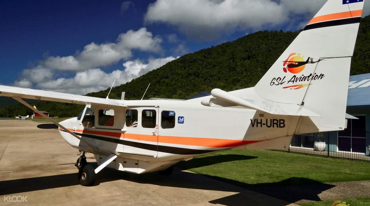 high-wing aircraft