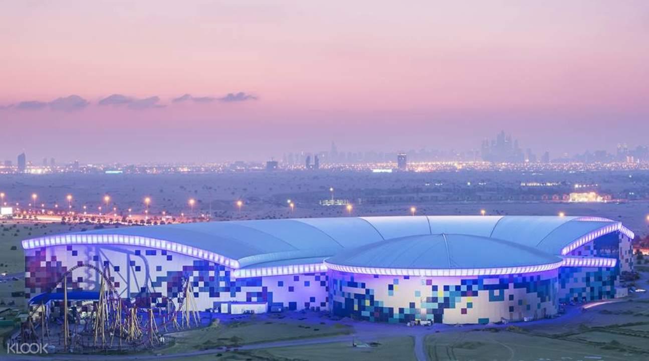 Dubai theme park