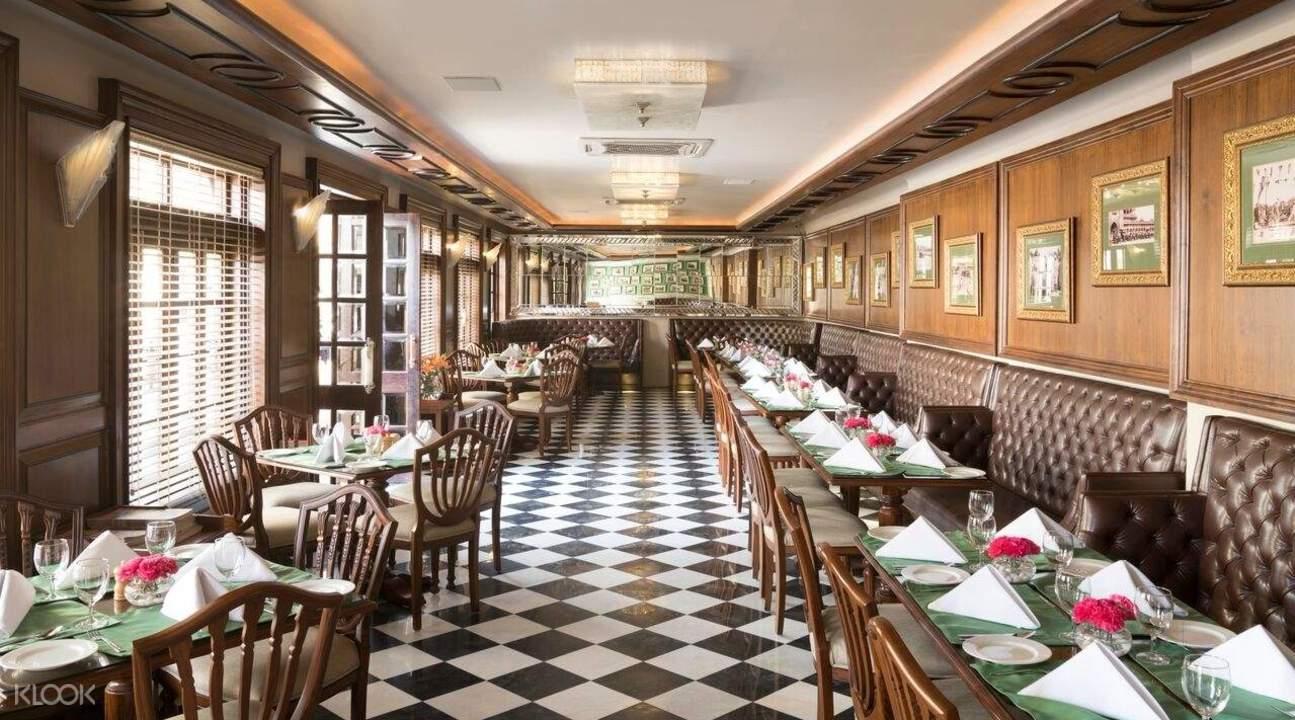 restaurant in khaas bagh