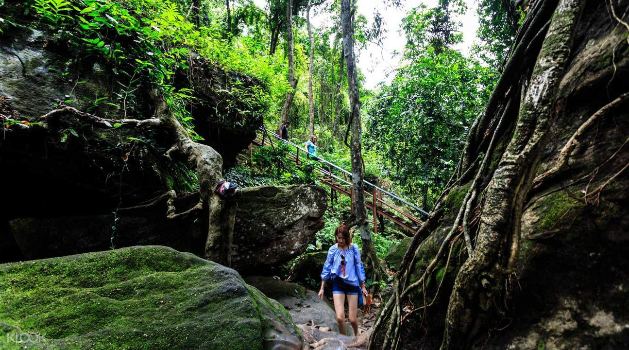phnom kulen national park siem reap